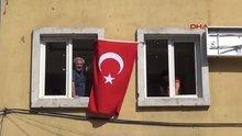 HDP Çanakkale'den bayraklı tepki