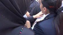 Şehit ailelerine acı haberi şehit kızı polis müdürü verdi