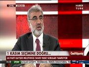 Taner Yıldız Habertürk TV'de