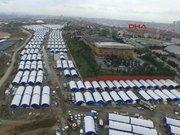 600 çadırlı dev kurban çadırı
