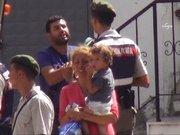 Göçmenler güvenlik güçlerine böyle direndi