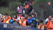 Türkiye'den göçmenlerle birlikte 'kaçtılar'