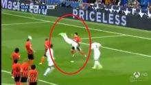 Sergio Ramos aldattı