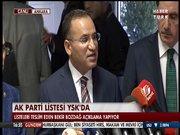 Ak Parti listesi YSK'da