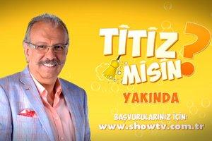 Türkiye'nin en titiz yarışması Titiz Misin? Yakında Show TV'de!