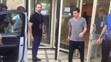 Lionel Messi sakatlandı, hastaneden böyle çıktı
