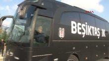 Beşiktaş ve Fenerbahçe takımları stada geldi