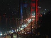Trafikte bayram yoğunluğu devam ediyor
