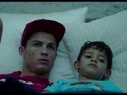 Cristiano Ronaldo'nun hayatı film oldu