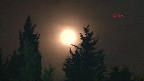 Süper Ay Tutulması