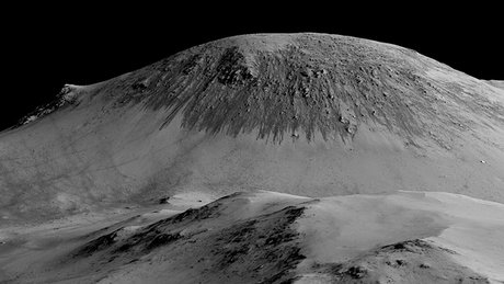 Mars'ta akan su var, ya yaşam?