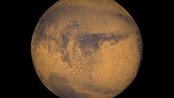 NASA, Mars'ta su izi buldu