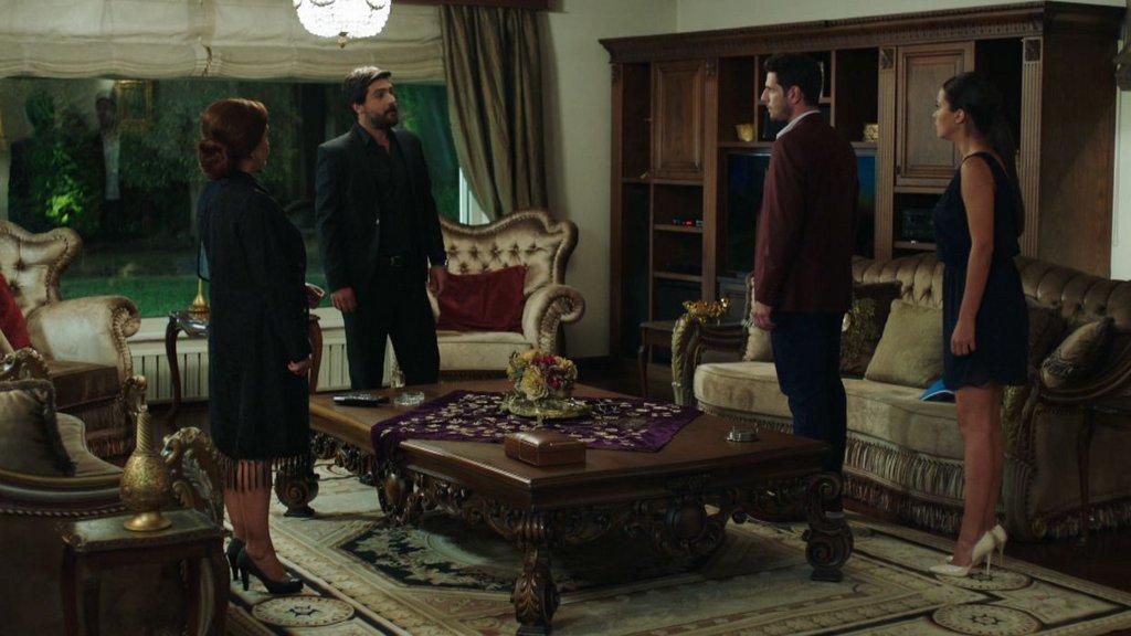 Kenan ve Fatma, Kara Bayram ile karşı karşıya!