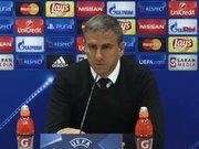 Hamzaoğlu'ndan Astana maçı sonrası açıklamalar