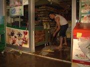 Bursa'da sel felaketi