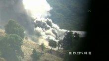 6 teröristin etkisiz hale getirildiği hava destekli operasyon