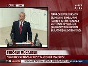Erdoğan: Siz o bölgeye kaç kez gittiniz?