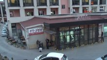 Holding binasına silahlı saldırı