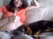 Hamile kadınların evcil hayvanları