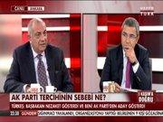 Tuğrul Türkeş Habertürk TV'de konuştu - 1. Bölüm