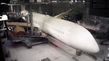 Hızlandırılmış uçak yapımı