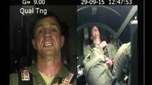 Savaş pilotlarının zorlu eğitimi!