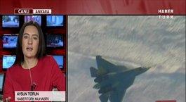 Rus uçakları hava sahamızı ihlal etti!