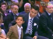 Ronaldo gölgede kaldı