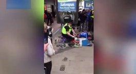 Polisten bateri şov