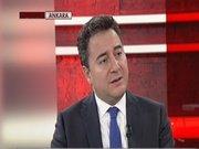 Ali Babacan Habertürk TV'de 2