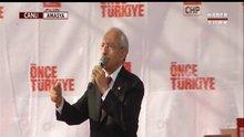 Kemal Kılıçdaroğlu'ndan Amasya'da açıklamalar