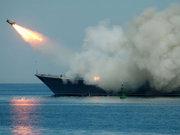 Rusya IŞİD'i gemilerle vurdu
