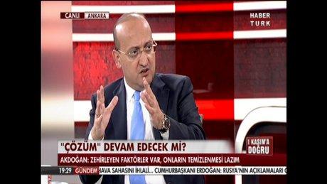 Yalçın Akdoğan HABERTÜRK TV'de - 5. Bölüm