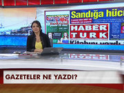 Gazete Manşetleri - (9 Ekim 2015)