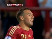 İspanya ilk golü buldu