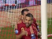 Paco Alcacer'nın 2. İspanya'nın 3. golü geldi