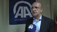 Mehmet Şimşek'ten saldırı açıklaması