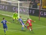 Bosna-Hersek - Galler : 2-0