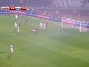 Sırplar beraberliği yakaladı