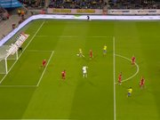 İsveç - Moldova : 2 - 0
