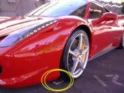 iPhone 6S Ferrari sağlamlık testi