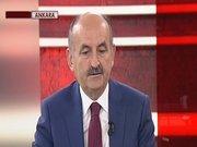 Bakanı Mehmet Müezzinoğlu, Habertürk TV'de 2