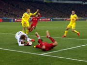 Ukrayna - İspanya : 0 - 1