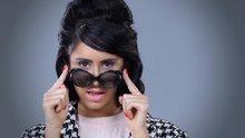 Kadınların gözlük modası