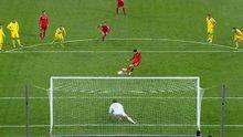 Fabregas penaltı kaçırdı