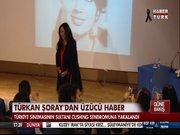 Türkan Şoray'dan üzücü haber