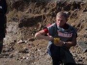 James Bond' Kıbrıs'ta mayın patlattı