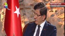 Davutoğlu Show TV'de soruları yanıtladı - 1. Bölüm