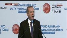 Erdoğan'dan Güneydoğuya yatırım mesajı