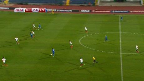 Bulgaristan - Azerbaycan : 2 - 0